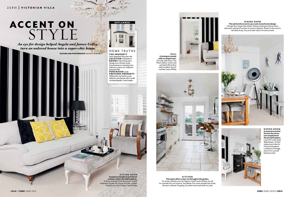 25 Beautiful Home Magazine Feature June 2015 Edition
